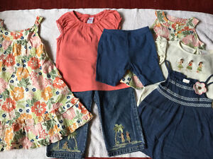 Gymboree Super Set 7pieces $20! Size 3/4