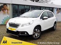 2014 (63) Peugeot 2008 1.6 E-Hdi Allure Hatchback Automatic 5dr