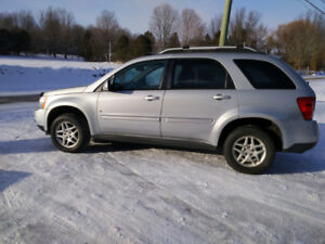 Pontiac Torrent 2006 AWD