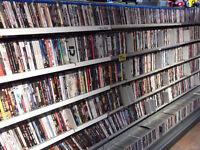 Profiter de notre SUPER SPÉCIAL 5 DVD régulier pour 10,00$
