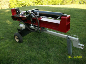 25 TON LOG SPLITTER