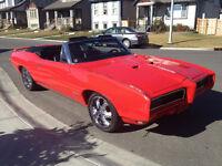 1968 GTO Convertiable