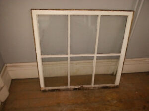 WOODEN WINDOWS VINTAGE -FOR PROJECTS