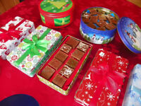 Christmas Chocolate Fudge (will NOT disappoint)