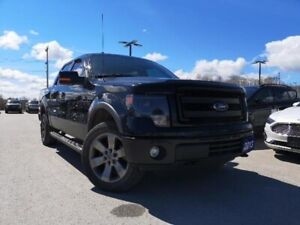 2013 Ford F-150 FX4 3.5L V6 ECO LEATHER HEATED/COOLED SEATS