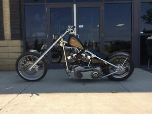 "CUSTOM PFX CHOPPER 93"" S&S SHOVEL"
