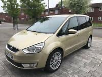 Ford Galaxy 2.0TDCi ( 130ps ) auto 2007.75MY Ghia