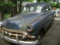 1953 Chev 2 door (Project Car)