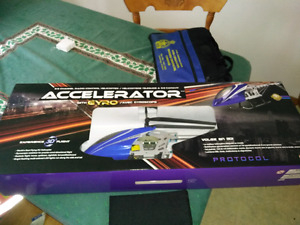 New in box outdoor remote control helicopter