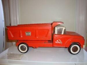 Vintage Toy Metal Truck