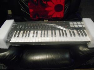 M-AUDIO 49 KEYBOARD - NEVER USED