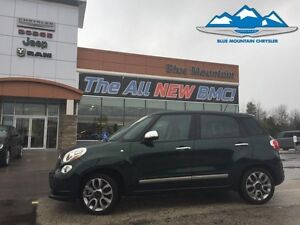 2015 Fiat 500L Lounge  ACCIDENT FREE, NAVIGATION, BLUETOOTH, REV