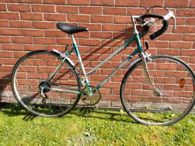 Vintage bike s/m size