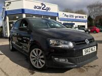 2012 Volkswagen POLO MATCH Manual Hatchback