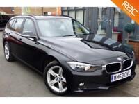 2014 63 BMW 3 SERIES 2.0 318D SE TOURING 5D 141 BHP DIESEL 68.9MPG! £229PM