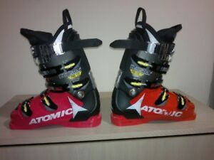 Atomic Redster Pro 130 Boots  Size 27.5