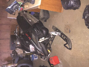 2010 yamaha nytro fx for sale or trade