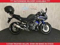 YAMAHA FAZER 8 FAZER 8 ABS MODEL MOT TILL MAY 2019 VERY CLEAN 2014 14