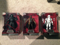 Star Wars - Elite Series (Die-cast) Figures
