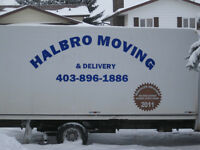 Halbro Moving & Delivery
