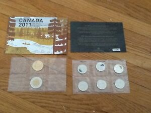 CANADA 2011 SPECIAL EDITION UNCIRCULATED COIN SET