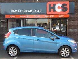 Ford Fiesta 1.25 Zetec Blue - 1 YEAR WARRANTY, MOT & AA COVER INCLUDED