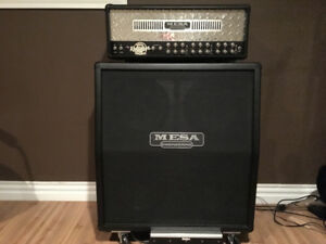 Mesa Boogie Dual Rectifier head & 4X12 oversized Recto cab