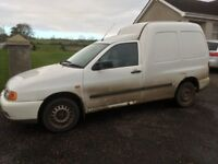 Volkswagon Caddy 1.9 TDI