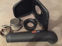 K&N Cold air intake for 8.1L GMC and Chevy full size