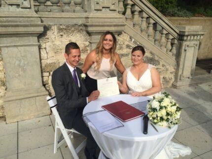 Marriage Celebrant - Shantell Smith  Bertram Kwinana Area Preview