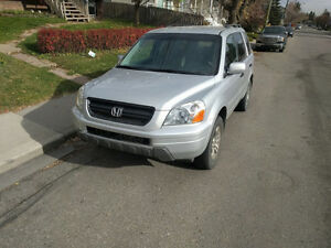 2003 Honda Pilot SUV Seats 7 Fully Loaded Quick Sale