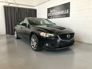 2015 Mazda Mazda6 GT Navigation Sedan