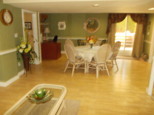Quiet loc.Stoney Creek.nr.hwy20. very nice bsmt.suite,1person