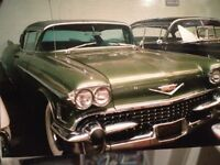 LOOKING FOR MY OLD 1958  CADILLAC  SEVILLE, finders fee !