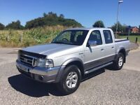 "FORD RANGER 05 PLATE 2.5 DIESEL FULL SERVICE HISTORY """"ELECTRIC WINDOWS"""" DOUBLE CAB"