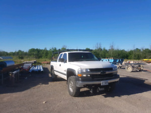 Chevy 2500 duramax 6000 firm
