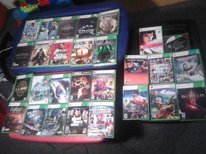 OPEN WORLD 360 XBOX GAMES RPG PRICES VARY HAPPY TO NEGOTIATE