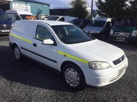 Vauxhall Astravan 1.7 dti mot till April 01383511787