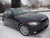 2007 BMW 328i AUTOMATIC ORIG  101,760 KM $ 10,981 NEW COND PERF