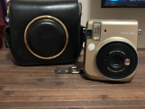 Michael Kors camera and leather case