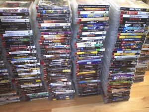 PS3 huge collection of games. Offer me your prices