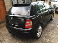 Skoda Fabia Vrs 1.9tdi breaking all parts available