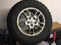 "Land Rover Discovery 3 17"" Alloys"