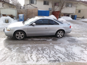 2001 Acura CL 3.2 TS Coupe (2 door)  FULLY LOADED
