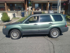 For Sale: Subaru Forester 2006 297,549km $1850