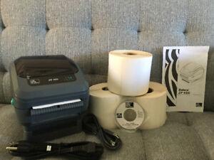 Zebra ZP 450 Thermal printer
