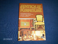 ANTIQUE FURNITURE-ERNLE BRADFORD-COLES PUBLISHING-1978-SOFTCOVER
