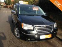 2008 Chrysler Grand Voyager 2.8CRD Auto Limited