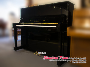 "Locally Preowned Kawai 48"", NOT Imported ""Gray Market"" Piano"