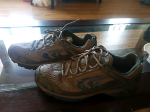 The North Face OrthoLite sneakers size 11